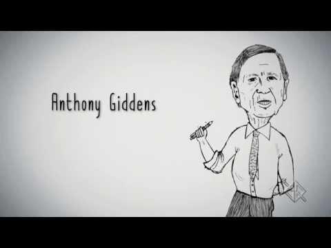 Nota de Rodapé - Anthony Giddens