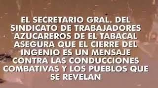 """Video: """"Gran marcha azucarera"""" con el reclamo de Salta y Jujuy"""