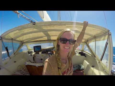 We sailed around the Cape of Good Hope, South Africa!! SV Delos Sailing EP. 103
