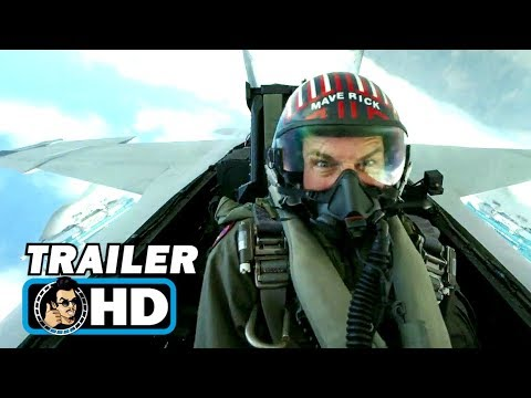 Scott Miller Live - Top Gun: Maverick trailer #2 is out.  Hard not to get excited for this.