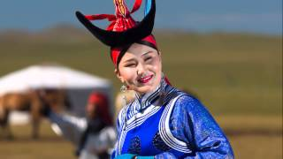 Mongolian long song Namkhan ulaan mod HD