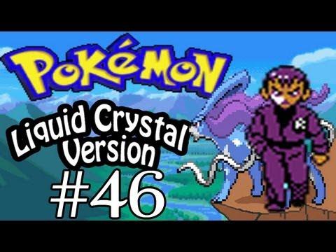Lets Play Pokemon Liquid Crystal Spade Part Fake Director