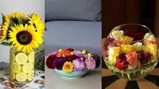 Как Сделать Роскошные Украшения Из Цветов: 3 Оригинальные Идеи