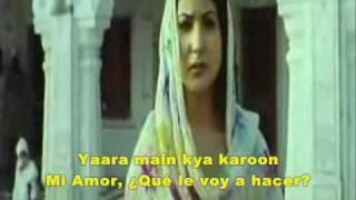 BNBDJ: Tujh Mein Rab Dikhta Hai, Female, Español y Karaoke