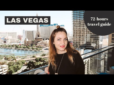 Las Vegas Travel Guide: 72 hours in LV showing the hipster s