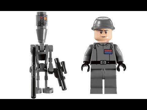 Star Wars Lego Super Star Destroyer 10221 Piett Ig 88 Minifigs