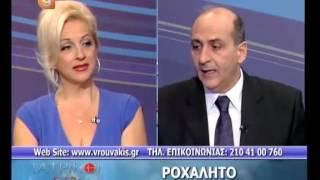 Ροχαλητό - Ελευθέριος Βρουβάκης, Πνευμονολόγος - Φυματιολόγος