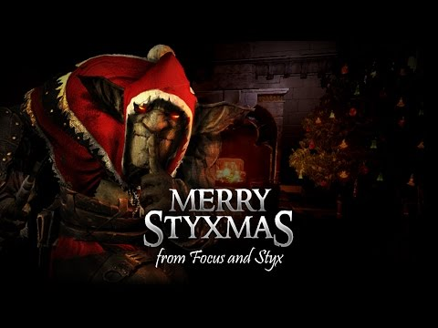 STYX MASTER OF SHADOW - STYXMAS TRAILER