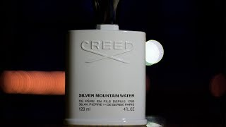 CREED SILVER MOUNTAIN WATER FRAGRANCE REVIEW | MOST UNIQUE CREED