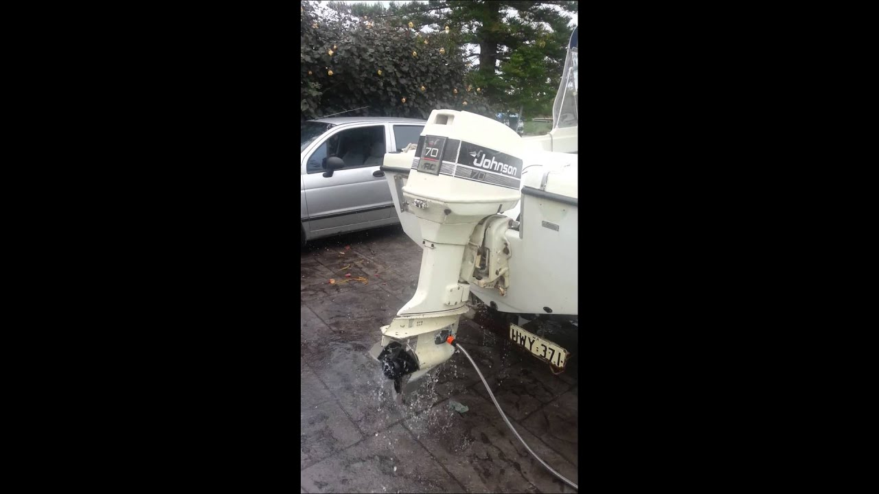70 hp johnson outboard motor manual