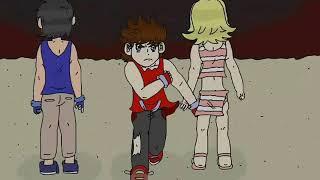 AW Der Film Tag Der Darkos-Animation-Test 2