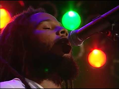 Natural Mystic - Ziggy Marley & The Melody Makers live at HOB Chicago (1999)