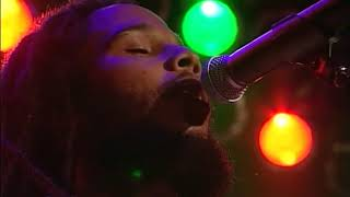 "Ziggy Marley & The Melody Makers perform Bob Marley's classic hit ""..."
