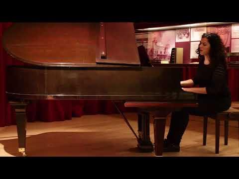 F. Mompou, Preludi núm. 5 - Piano Chassaigne - Imma Trepat