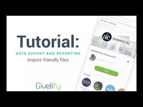 Import-friendly File Report Tutorial thumbnail