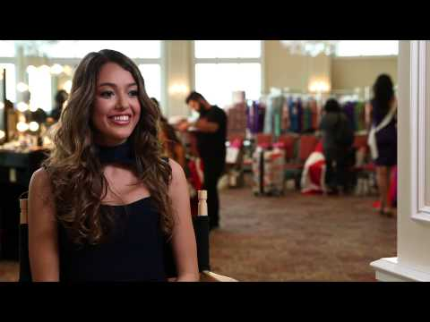 Turkey - Dilan Çiçek Deniz [OFFICIAL MISS UNIVERSE INTERVIEW]
