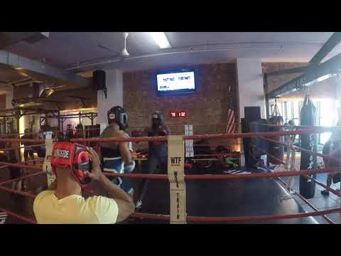 New Dance Partners 10-6-2017 Open Sparring @WorkTrainFight - NoHo, NYC