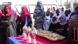 مصر العربية | ماراثون رياضي بالخرطوم إحياءً ليوم مكافحة السرطان