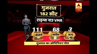 Jan Man: Times Now VMR and TV 9's exit poll also shows majority for BJP in Gujarat assembl