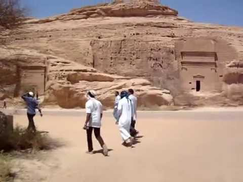 Madain Saleh - Al-Hijr Archaeological Site
