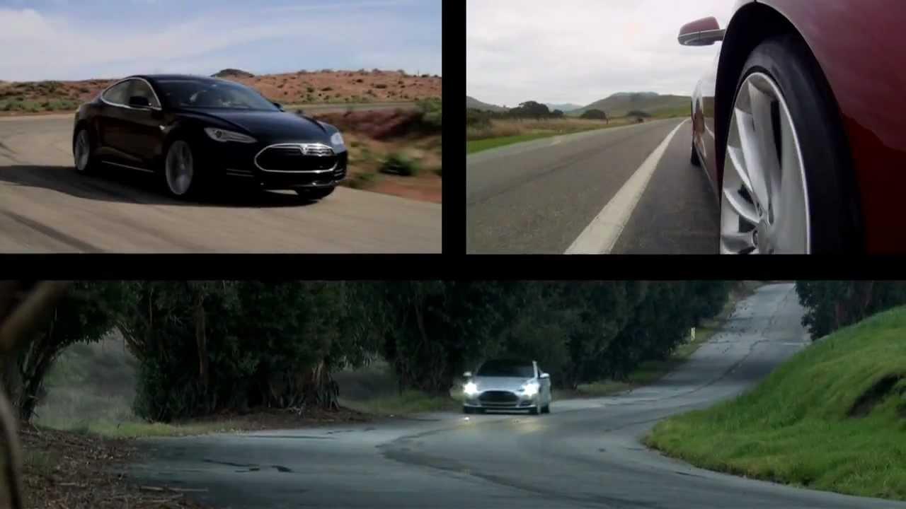 2012 Tesla Model S (promo)