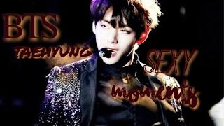 BTS V Sexy Moments   Kim Taehyung