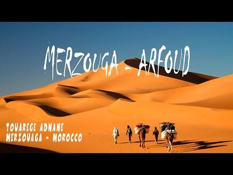 Merzouga - Arfoud 2016 Désert Morocco