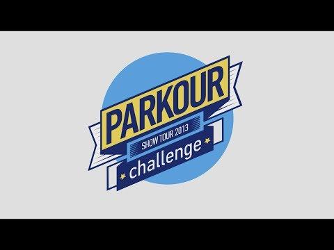 Parkour Challenge Novosibirsk