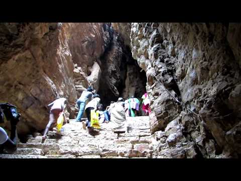 Natural Wonders - Amazing Yaganti Caves
