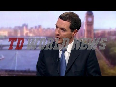 Scottish independence: Osborne reveals 'no vote' action plan
