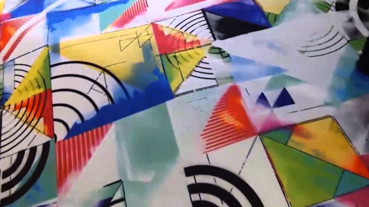 direct textile printing