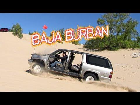 Quick Lap In The Baja Burban At Silver Lake September 30, 2017.