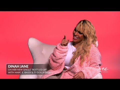 Dinah Jane Talks Bottled Up