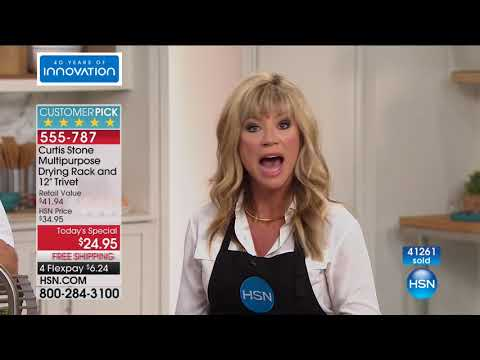 HSN | Chef Curtis Stone 09.02.2017 - 09 PM