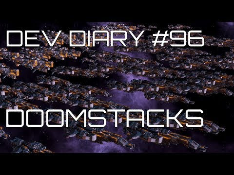 Stellaris - Dev Diary #96 - DOOMSTACKS! (Fleets are going to be reworked)
