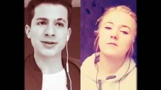 Charlie Puth-One call away (sing! Smule karaoke) ft Marta