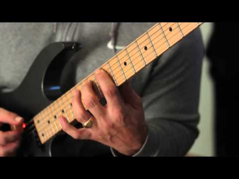 More RAW practice footage - Rick Graham Guitar