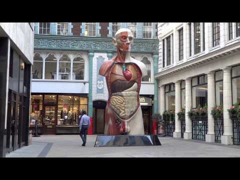 London Sculpture in the City 2017