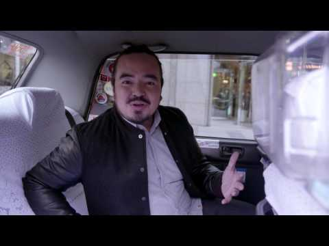 How to Catch a Taxi in Japan w Adam Liaw