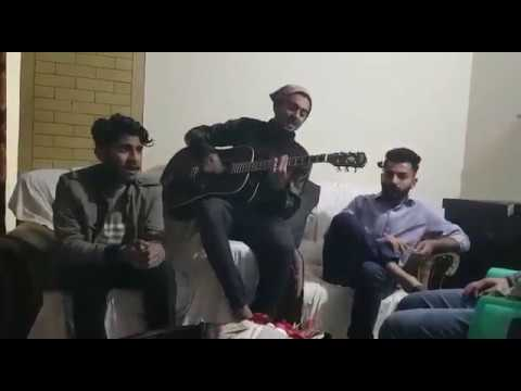Awesome Mast Nazron Se Allah Bachaye Cover - Guitar cover