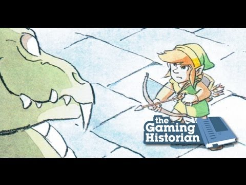 Hyrule Historia Review - Gaming Historian