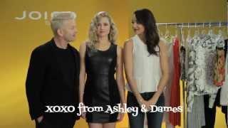 Cum sa faci bucle de Superstar - Damien Carney JOICO si Ashley Madekwe