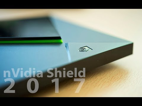 NVIDIA Shiled 2017 review