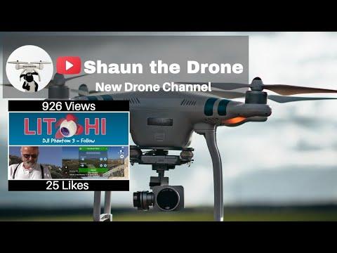DJI Phantom 3 Litchi app Follow - Expat in Mazarron - Video - 4Gswap org