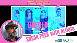 Sneak Peek of UNFOLD: The PRIDE plays