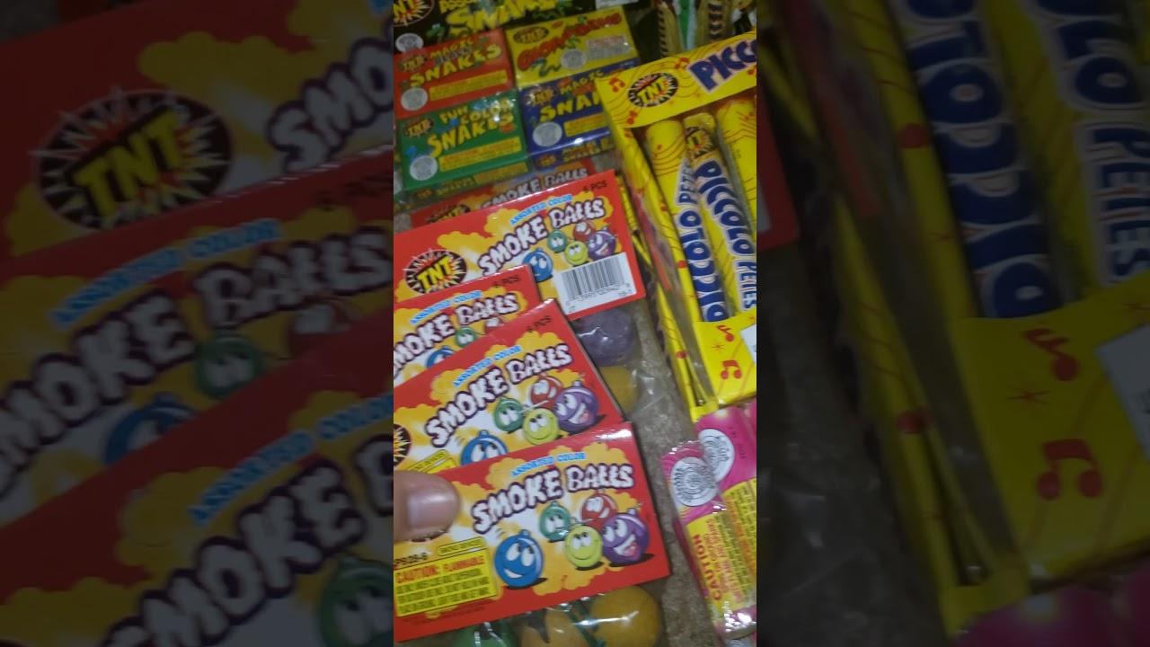 TNT fireworks  Stash  2020
