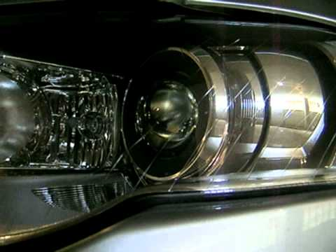 vw adaptive front lighting system afs cornering light youtube