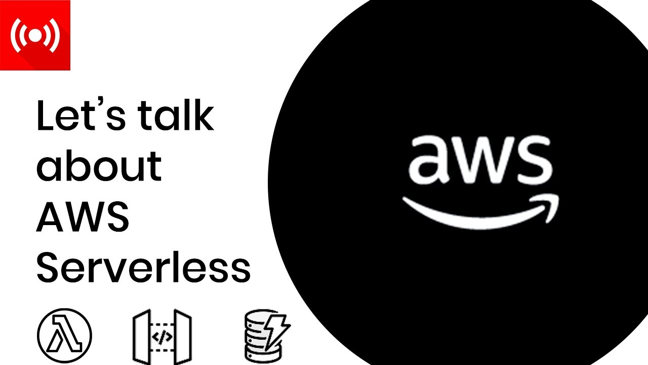 How I'm Learning AWS Serverless - Lambda, API Gateway, DynamoDB, etc   Live Stream