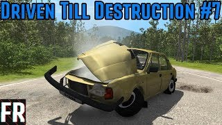 beamng drive driven till destruction the endurodrome 7