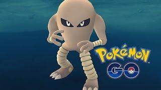 Pokemon GO | Catching Hitmonlee - Android Gameplay HD